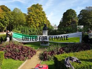 Klimawandel Protest